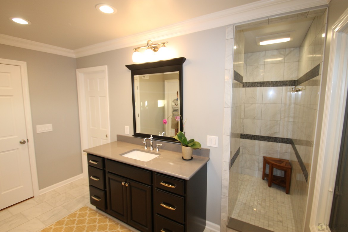 Bathroom Remodel - Warren, NJ | NJ Kitchens and Baths