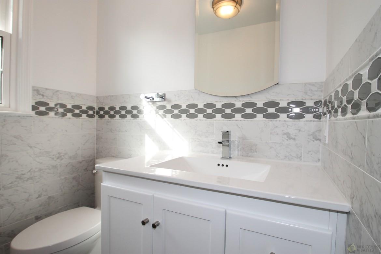 Nj kitchens and baths bathroom remodel east hanover nj for Nj bathroom remodel