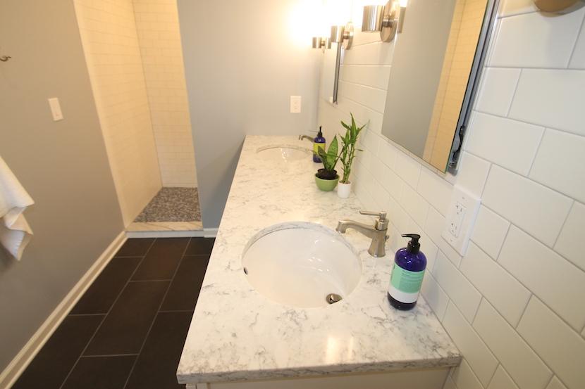 NJ Kitchens And Baths Bathroom Remodel Westfield NJ - Bathroom remodel westfield nj