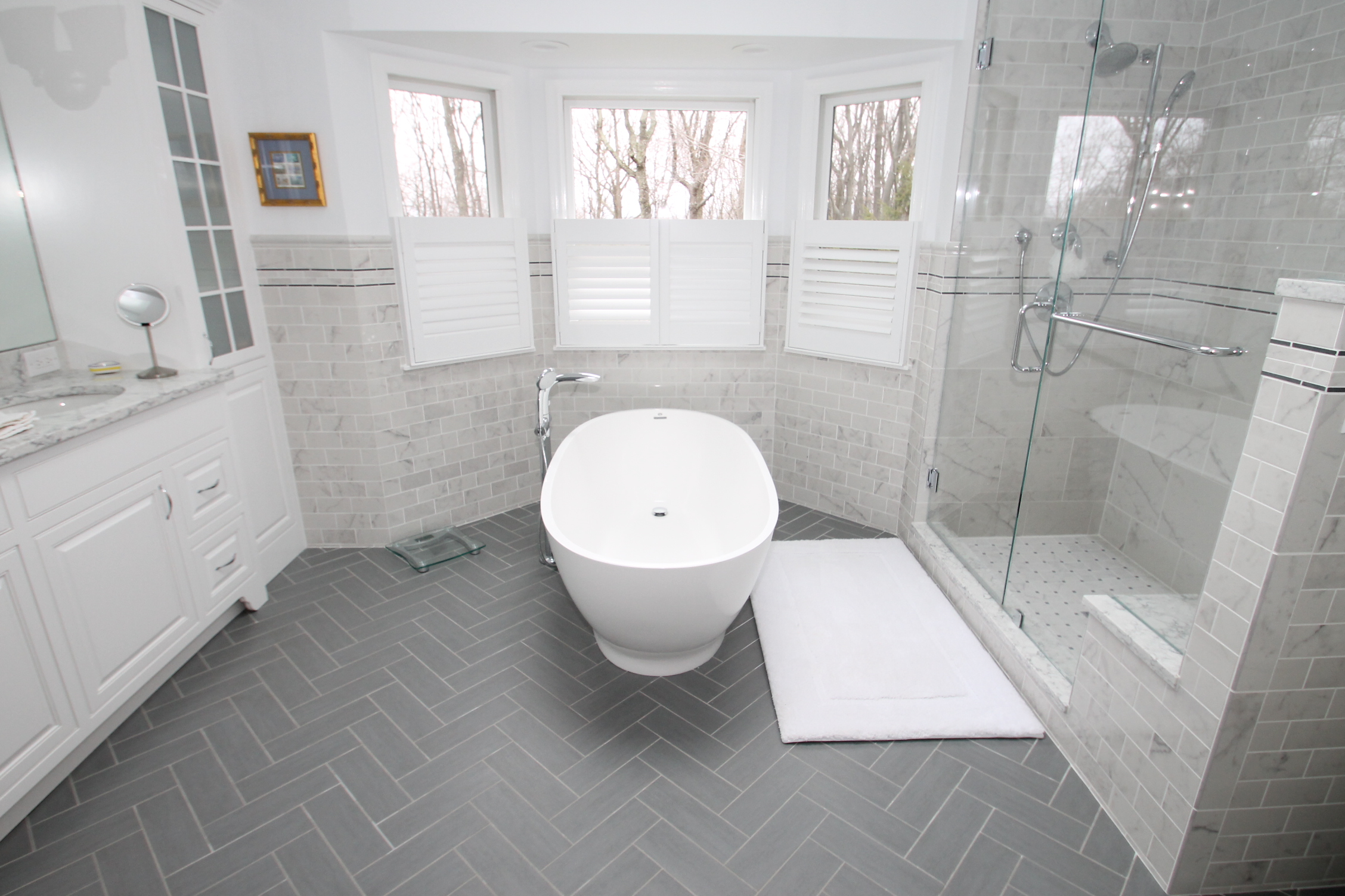 Bathroom remodeling nj bathroom design new jersey bath - How to layout a bathroom remodel ...