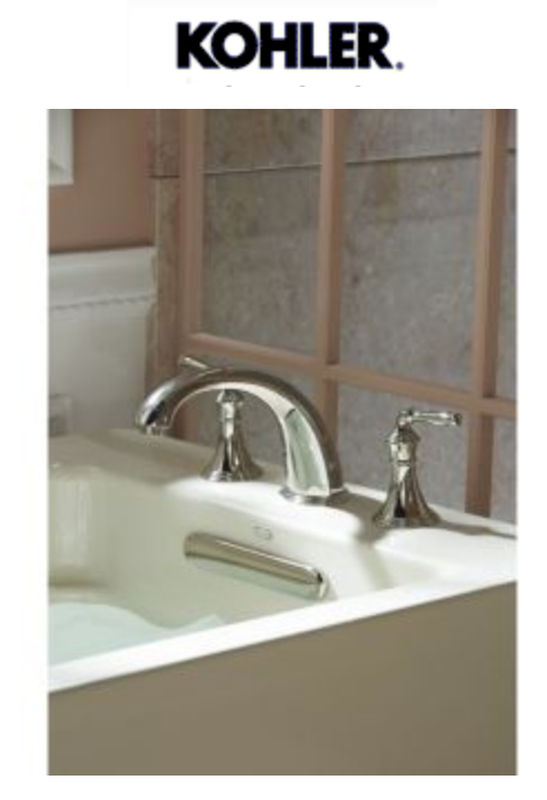 Master Bath Fixtures | NJ Kitchens and Baths