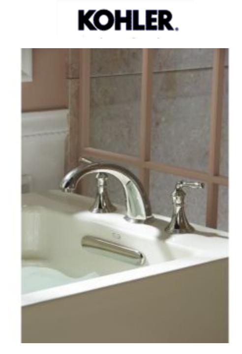 Master Bath Fixtures   NJ Kitchens and Baths