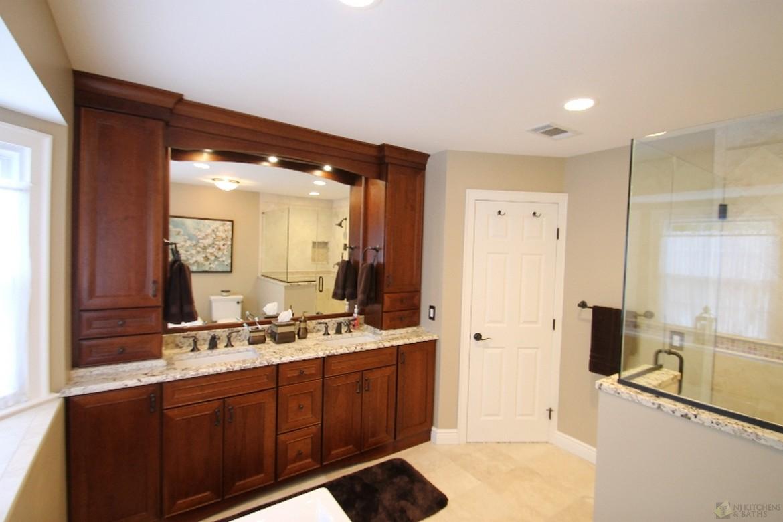 Nj kitchens and baths bathroom remodel succasunna nj for Nj bathroom remodel